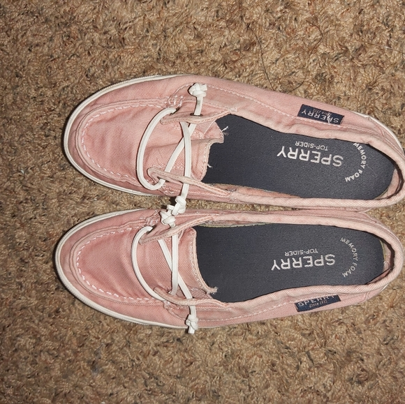 Sperry Shoes, Pink